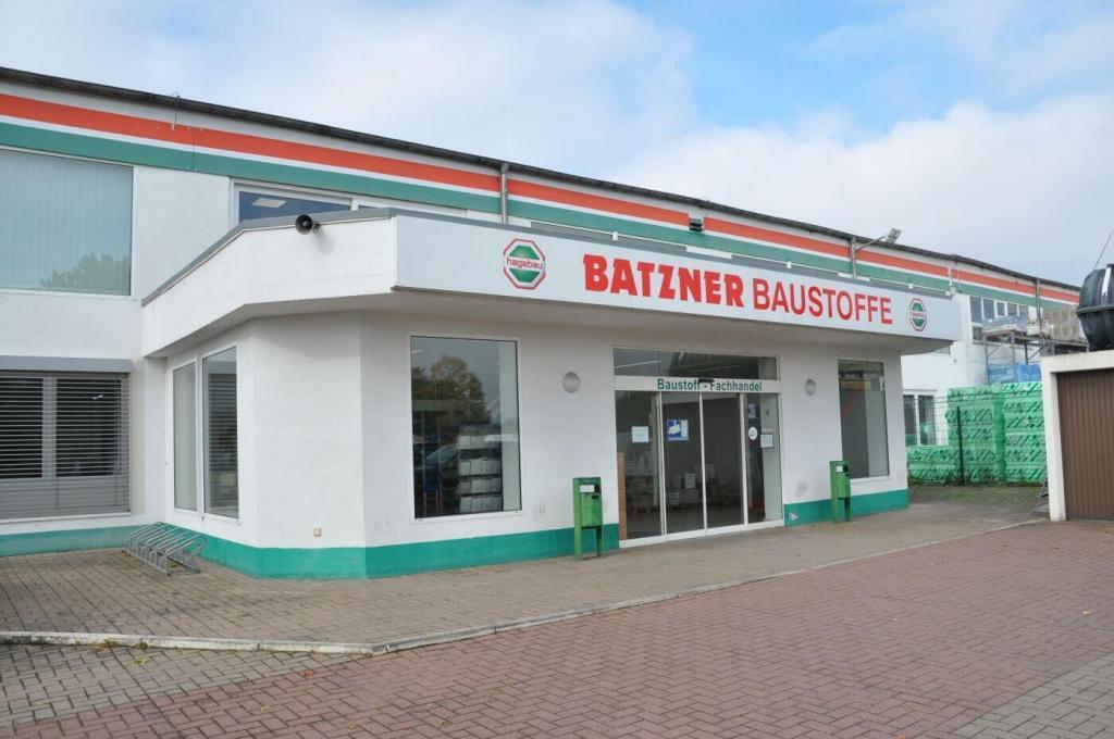 Batzner Baustoffe in Erfurt