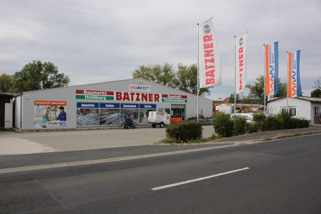 Batzner Bauzentrum in Heldburg