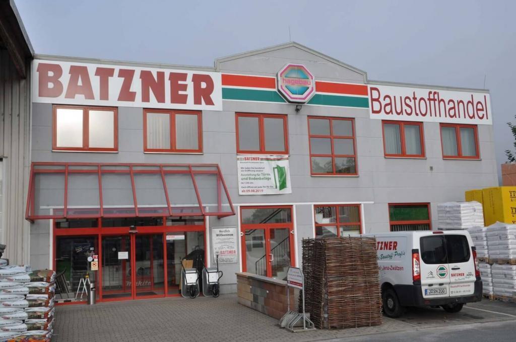 Batzner Baustoffhandel in Jena