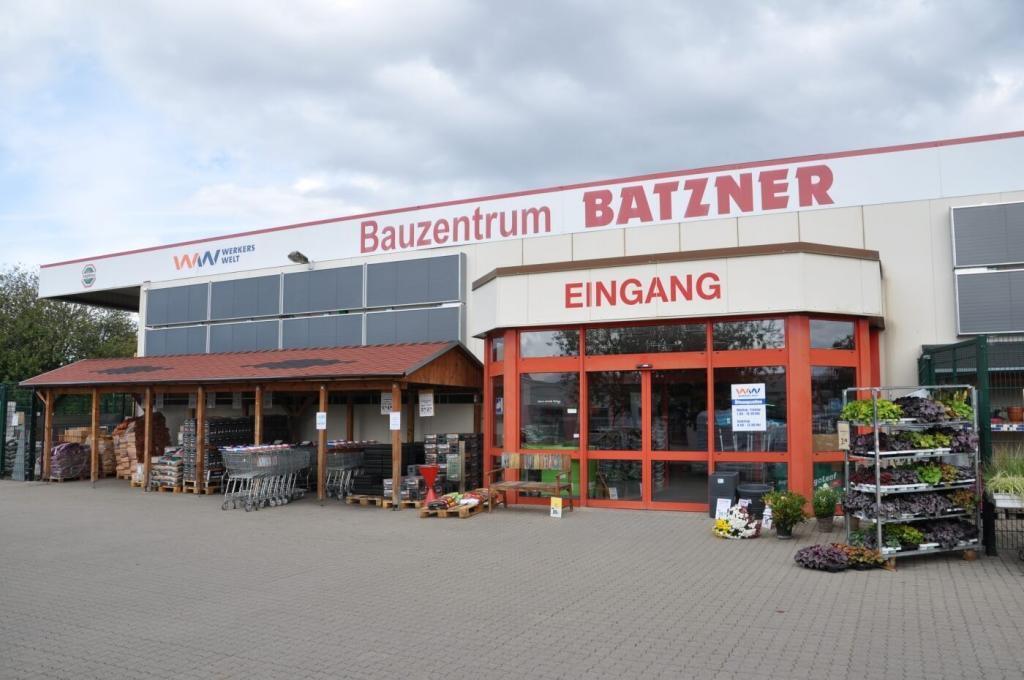 Bauzentrum Batzner in Roßleben